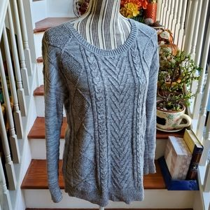 Mossimo Supply Co. Gray Sweater S